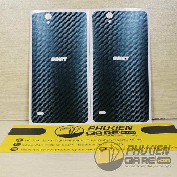 Dán Carbon 3D cho Sony Xperia C4