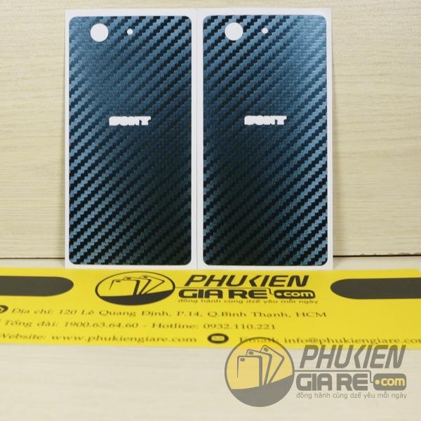 Dán Carbon 3D cho Sony Xperia Z3 Mini
