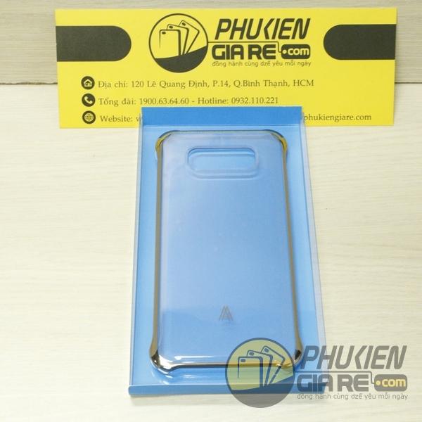 Ốp lưng Clear Cover cho Galaxy A8 chính hãng Samsung