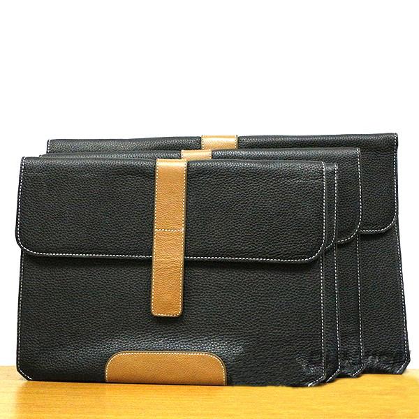 Túi Đựng Macbook 15inch Da Thật 100% - May Thủ Công