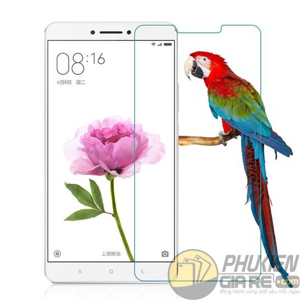 Dán cường lực Xiaomi Max  hiệu Glass