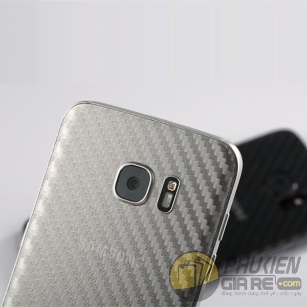 Dán Carbon cho Samsung Galaxy S6 Edge Plus