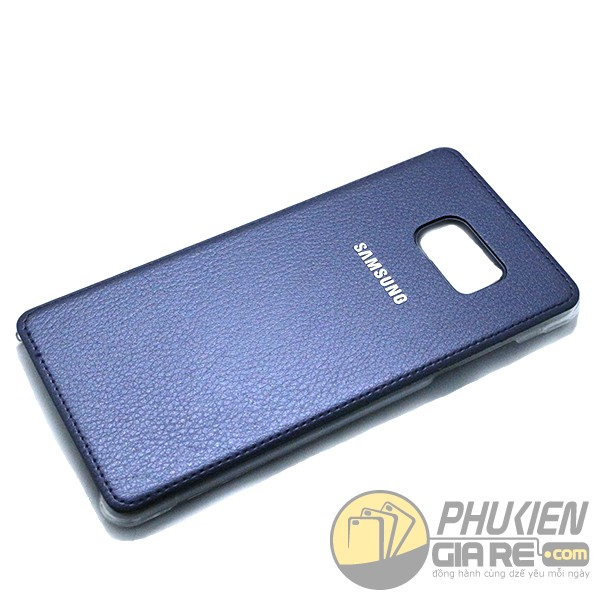 Ốp Lưng Da Samsung Galaxy Note 5 - Leather Back Cover