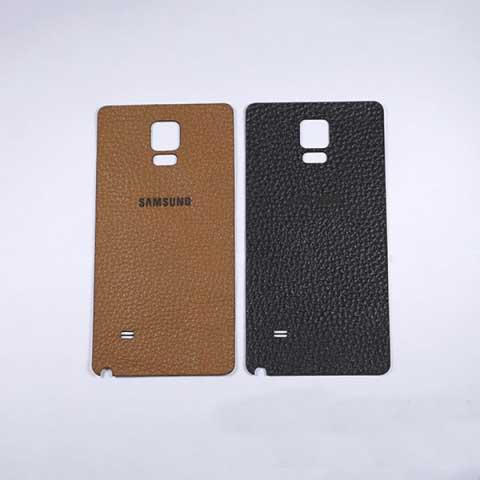 Dán da bò 100% cho Galaxy Note 4 (Made in Việt Nam)