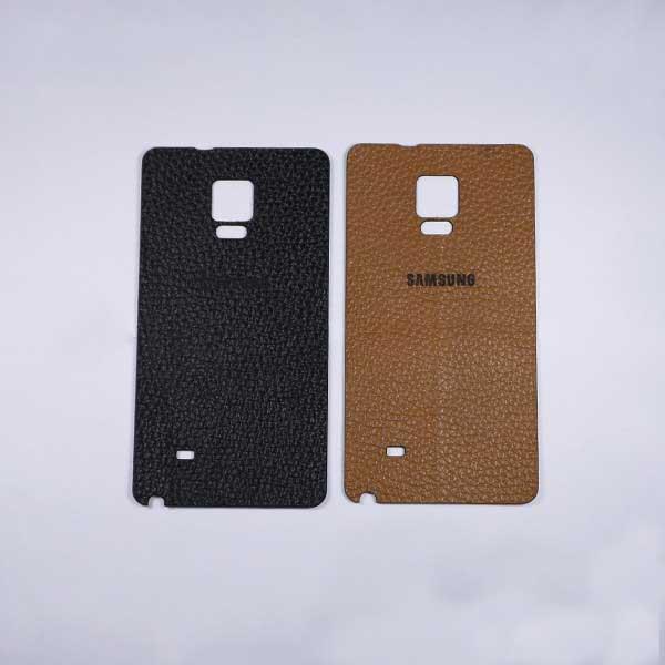 Dán da bò 100% cho Galaxy Note Edge (Made in Việt Nam)