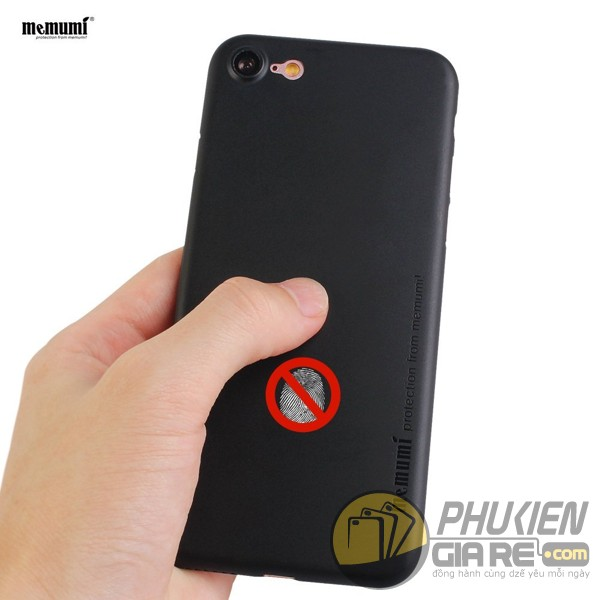 Ốp lưng iPhone 7 hiệu Memumi (Slim Case Series)