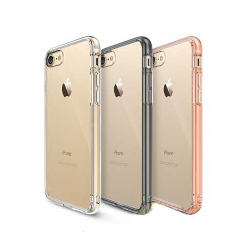 Ốp lưng iPhone 7 Plus hiệu Ringke Fusion (thương hiệu Hàn Quốc)