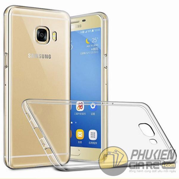 Ốp dẻo trong suốt siêu mỏng Samsung Galaxy J7 Prime