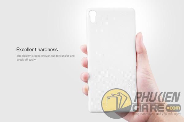 Ốp lưng Sony Xperia XA hiệu Nillkin dạng sần