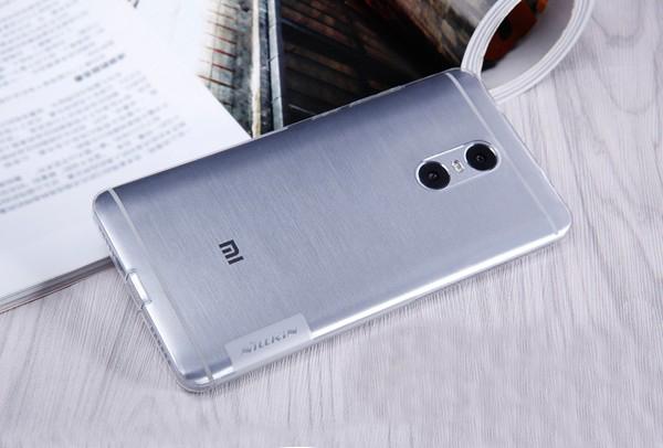Ốp lưng Xiaomi Redmi Note 4 hiệu Nillkin dẻo siêu mỏng