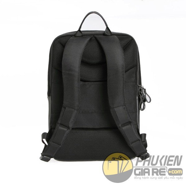 Ba Lô Laptop 15inch Gearmax Leather Backpack