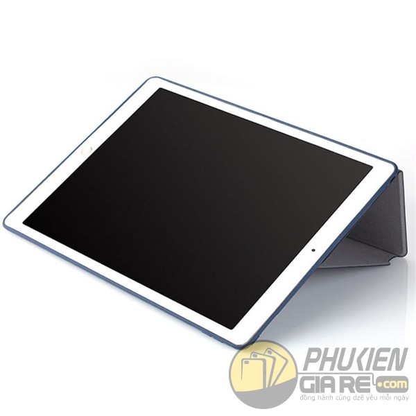 Bao da iPad Air 2 hiệu Pipilu X-Level (Fibcolor Series)