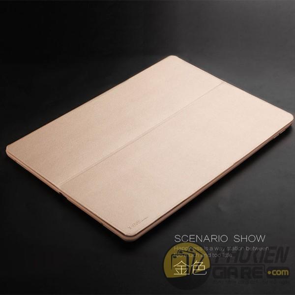 Bao da iPad Mini 4 hiệu Pipilu X-Level (Fibcolor Series)