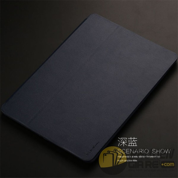 Bao da iPad Mini 4 hiệu Pipilu X-Level (Fibcolor Series)