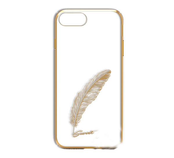 Ốp thời trang iPhone 8 Plus đính đá hiệu iSecret