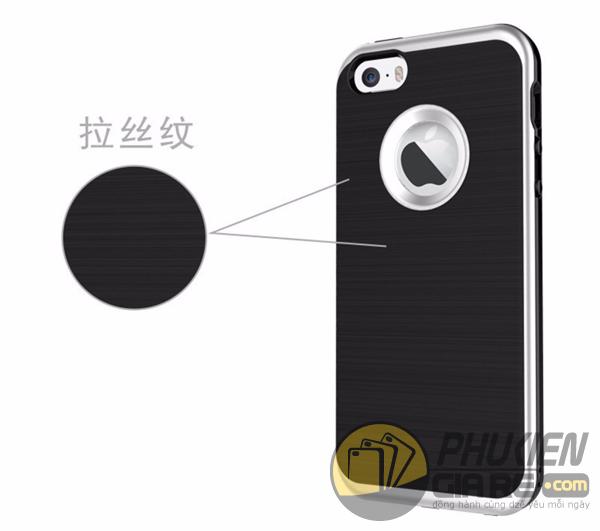 Ốp lưng iPhone 7 Plus hiệu Motomo - Fashion case