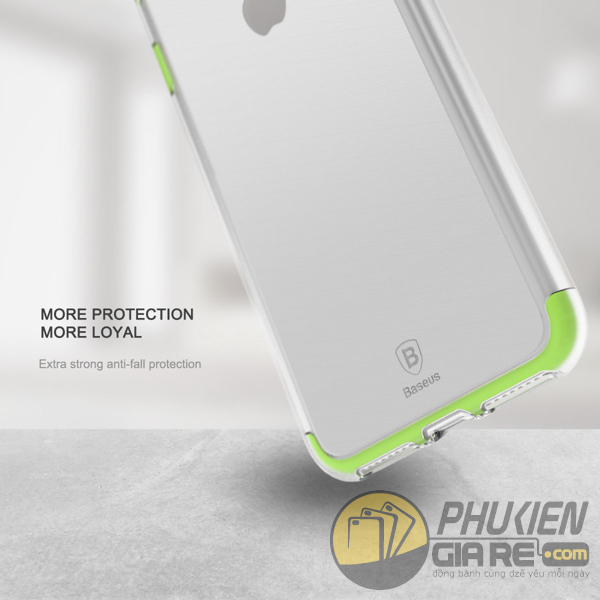 Ốp lưng iPhone 8 Plus hiệu Baseus - Guards Series