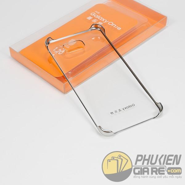Ốp lưng Clear Cover cho Galaxy J7 Prime hiệu X-Doria