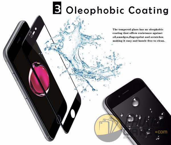 Dán cường lực 9H iPhone 8 hiệu V-Max 3D màu full màn hình
