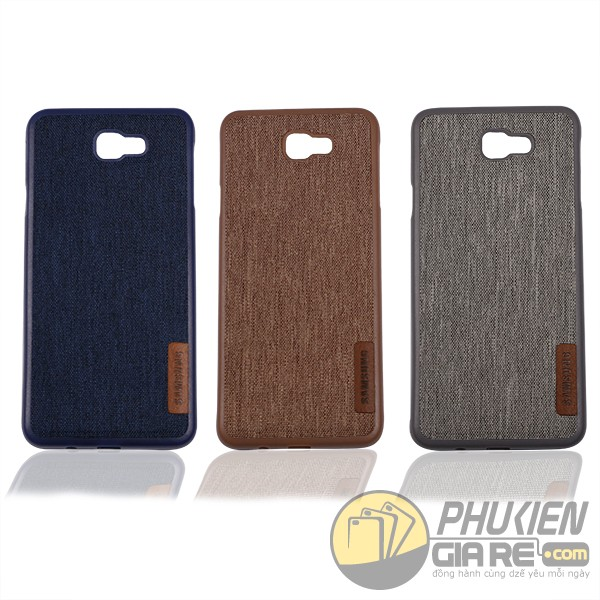 Ốp lưng jean Samsung Galaxy A3 2017 - Jean back cover