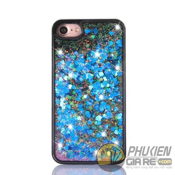 Ốp lưng iPhone 7 Plus kim tuyến nước chảy