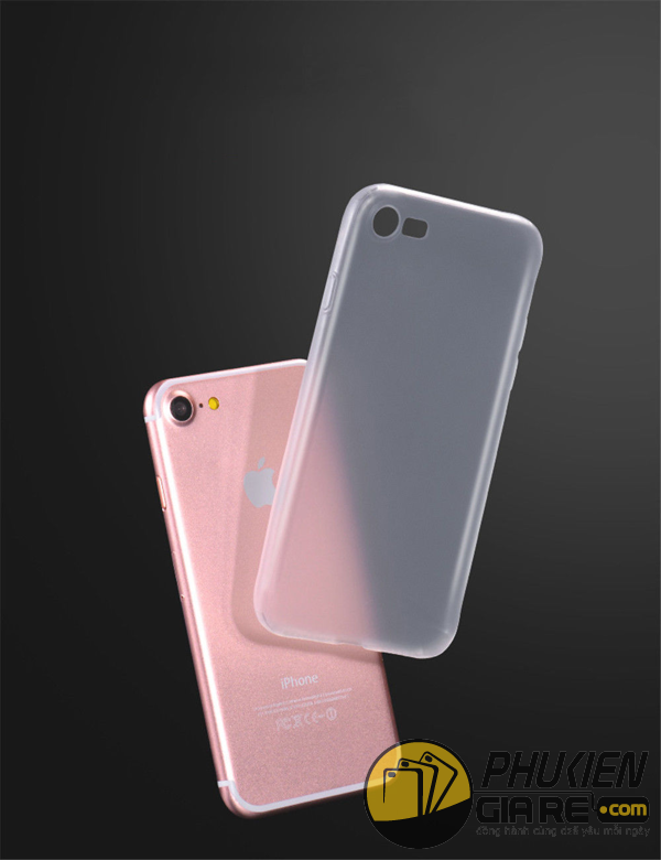 Ốp lưng iPhone 7 hiệu OU - Frosted Series