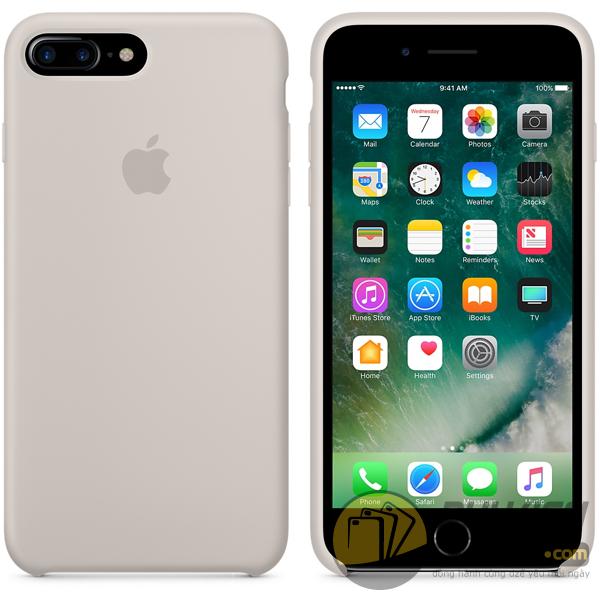 Ốp lưng Silicone iPhone 8 Plus - Chính hãng Apple