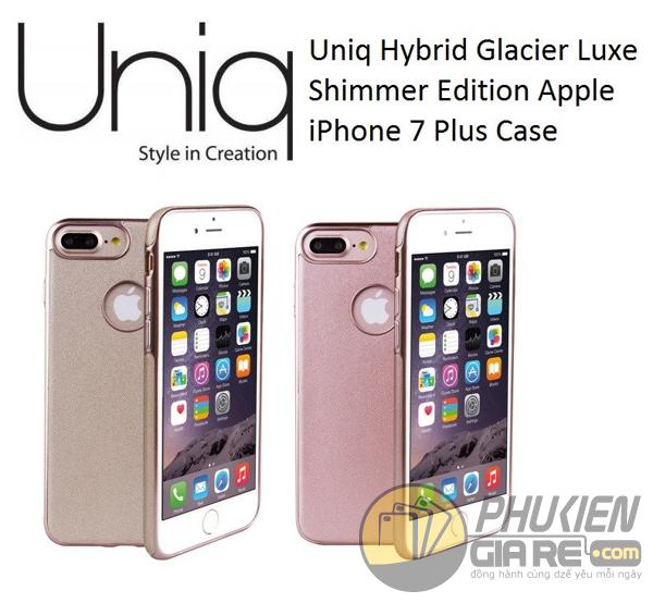 Ốp lưng Apple iPhone 7 Plus - Uniq Glacier Luxe