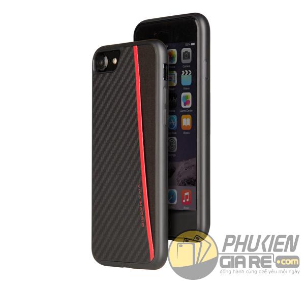 Ốp lưng Apple iPhone 7 - Viva Grafito Racha Card