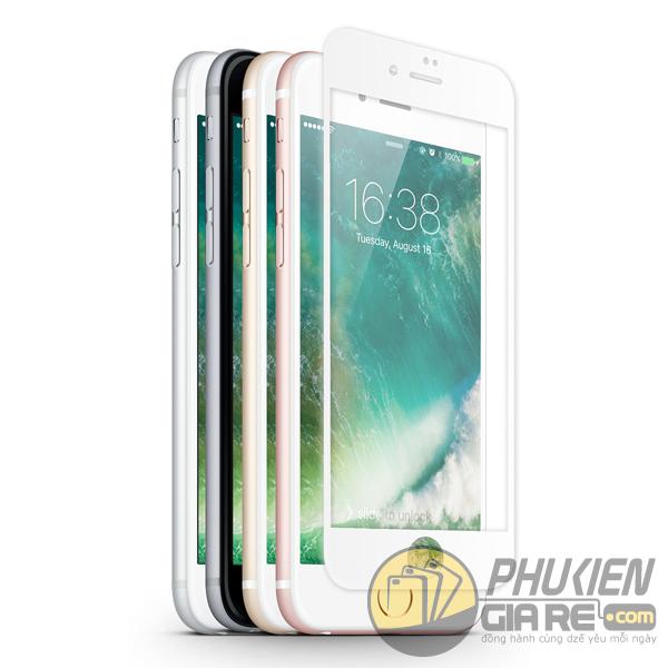 Dán cường lực iPhone 6 3D full màn hình hiệu JCPAL