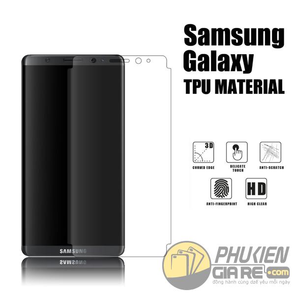 Miếng dán màn hình Samsung Galaxy S8 Plus hiệu V-max