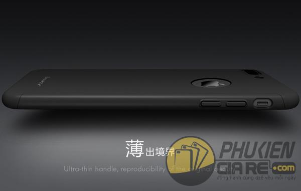 Ốp lưng iPhone 6/6s hiệu IPAKY full 360