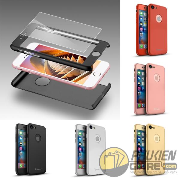 Ốp lưng iPhone 7 hiệu IPAKY full 360
