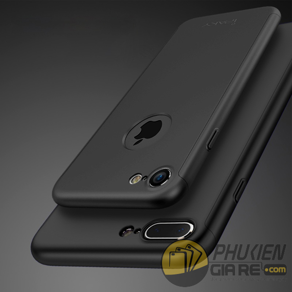 Ốp lưng iPhone 7 Plus hiệu IPAKY full 360