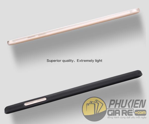 Ốp lưng Samsung Galaxy C9/C9 Pro hiệu Nillkin dạng sần