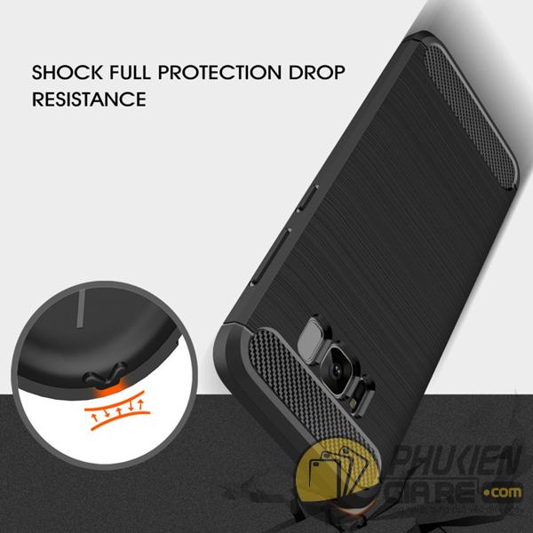 Ốp lưng chống sốc Samsung Galaxy S8 hiệu Likgus