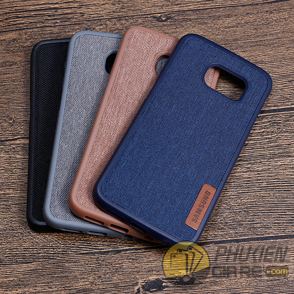 Ốp lưng jean Samsung Galaxy S8 - Jean back cover
