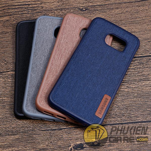 Ốp lưng jean Samsung Galaxy S8 - Jean back cover