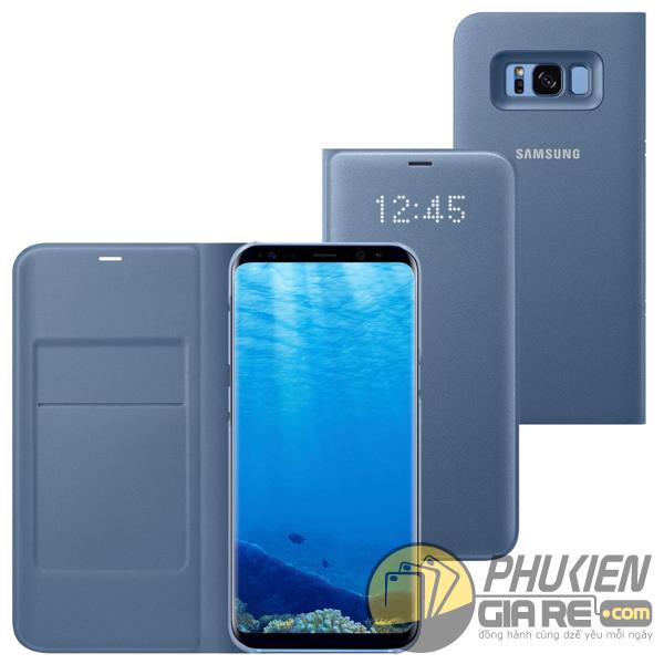 Bao da Samsung Galaxy S8 Led View chính hãng