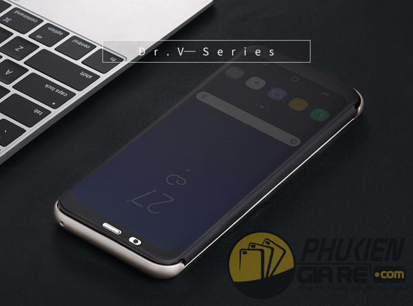 Bao da Samsung Galaxy S8 hiệu Rock - Dr.V Series