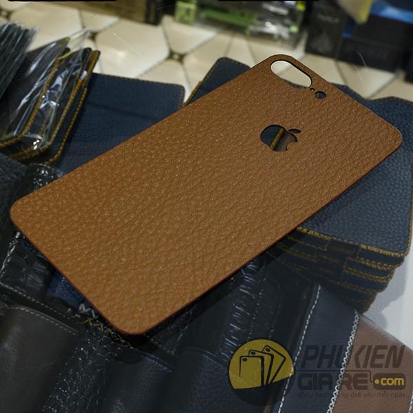 Dán da bò 100% cho iPhone 8 Plus (Made in Việt Nam)