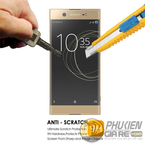 Dán cường lực Sony Xperia XA1 hiệu Glass
