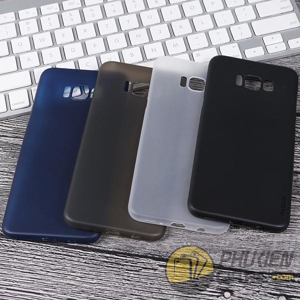 Ốp lưng Samsung Galaxy S8 Plus hiệu Memumi (Slim Case Series)