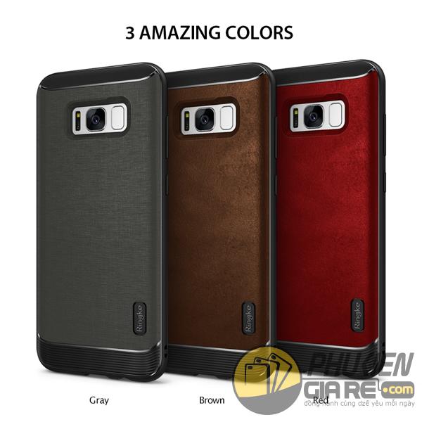 Ốp Lưng Samsung Galaxy S8 Plus Hiệu Ringke Flex S (thương hiệu Hàn Quốc)