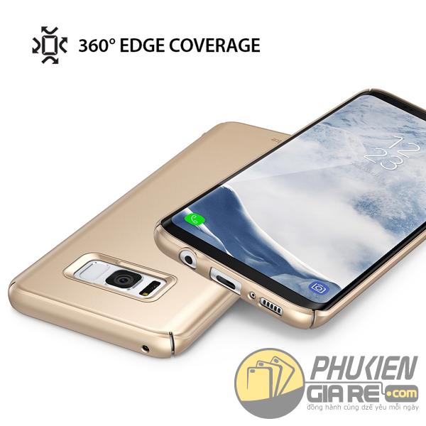 Ốp lưng Samsung Galaxy S8 Plus hiệu Ringke Slim (thương hiệu Hàn Quốc)