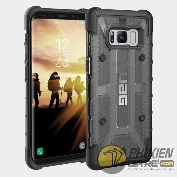 Ốp lưng Urban Armor Gear Galaxy S8 Plus Plasma Series