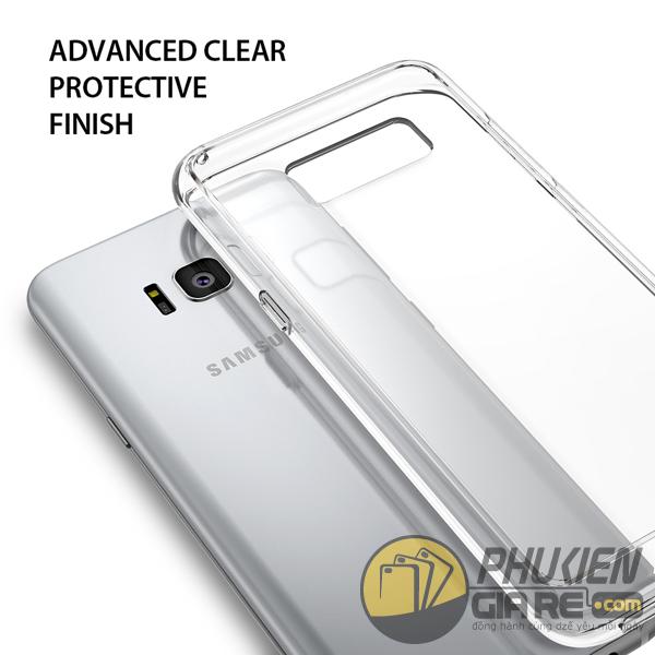 Ốp lưng Samsung Galaxy S8 hiệu Ringke Fusion (thương hiệu Hàn Quốc)