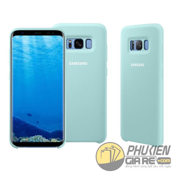 Ốp lưng Samsung Galaxy S8 Silicone Cover chính hãng