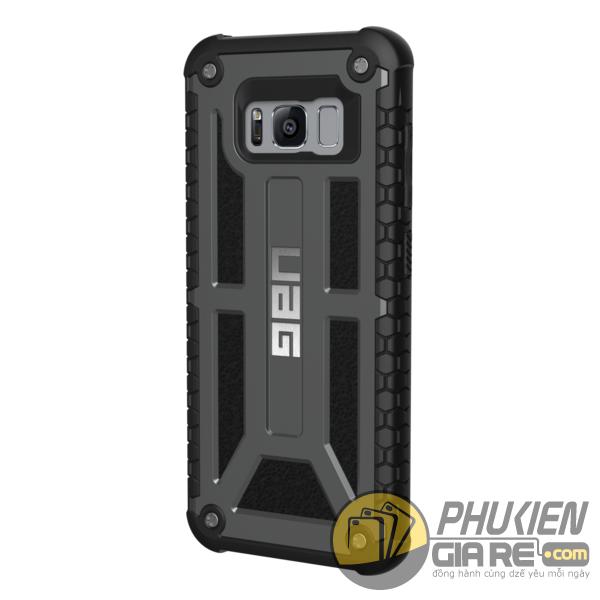 Ốp lưng Urban Armor Gear Galaxy S8 Monarch Series