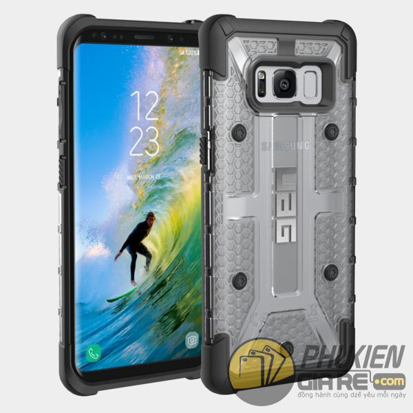 Ốp lưng Urban Armor Gear Galaxy S8 Plasma Series